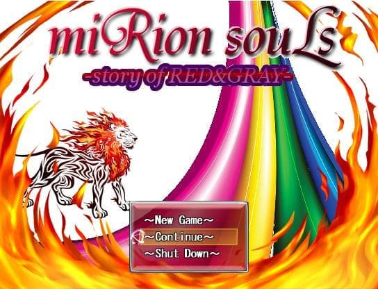 miRion souLs ~story of RED&GRAY~