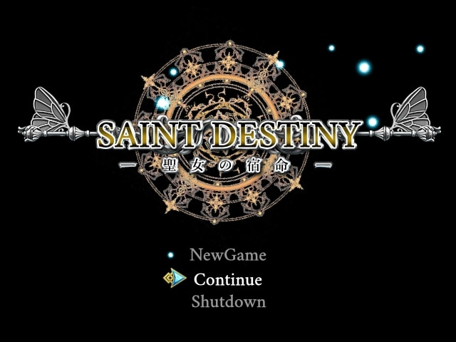 SAINT DESTINY -聖女の宿命-