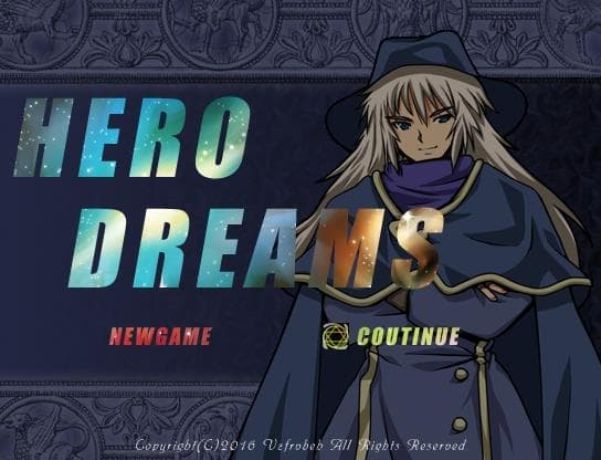 HERO DREAMS