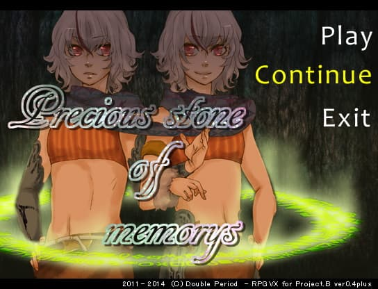 Precious stone of memorys