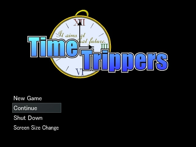 Time Trippers 本編